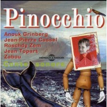 Pinochio [Coffret de 2 CD]